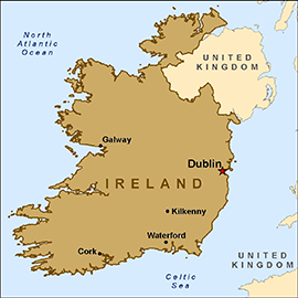 referendum 2013 map of Ireland
